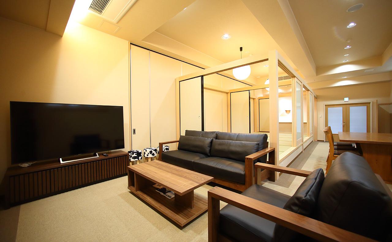 部屋・嵐山1