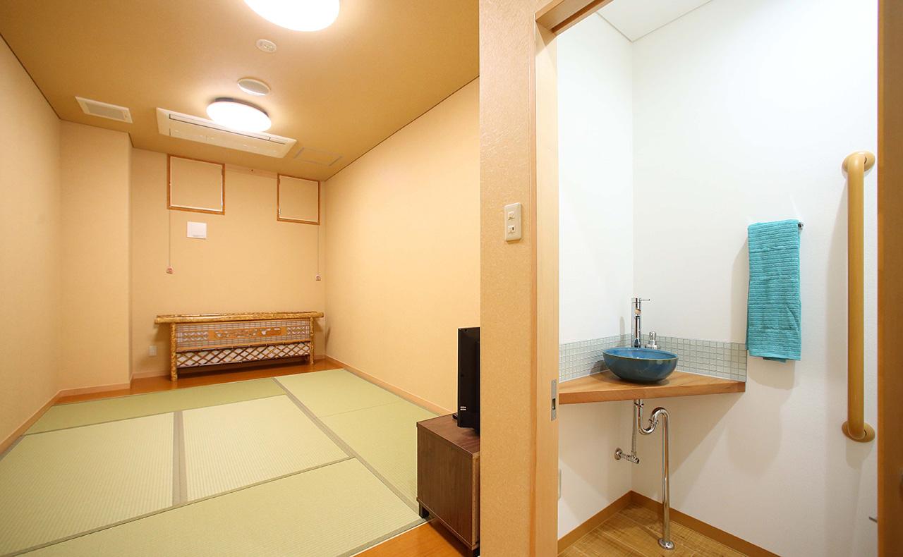 部屋・北野2