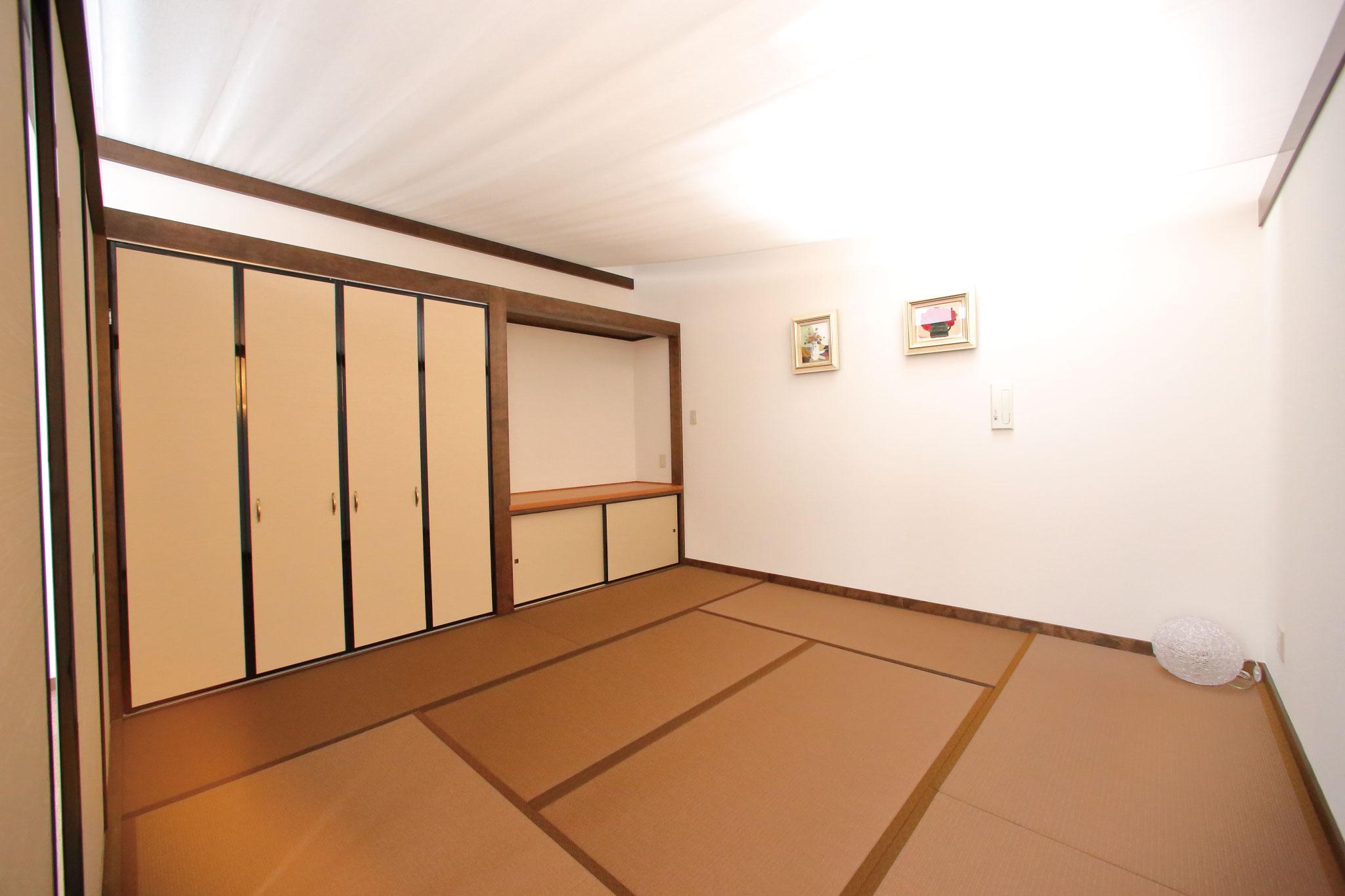 部屋・嵯峨野9